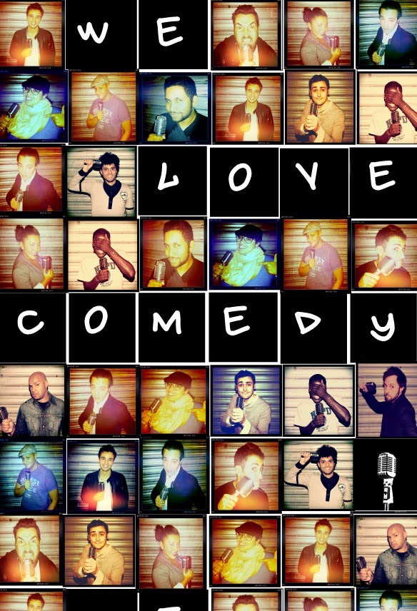 We Love Comedy