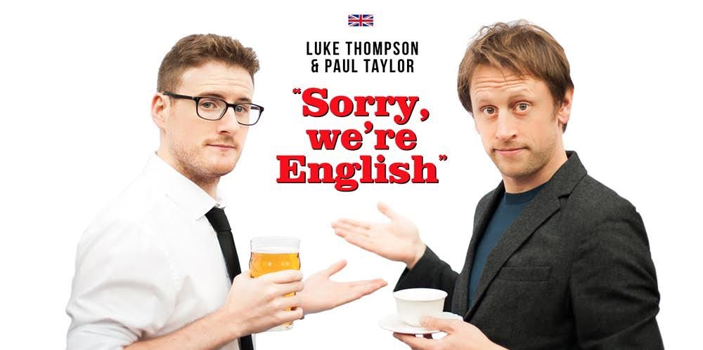 Sorry, we're English !