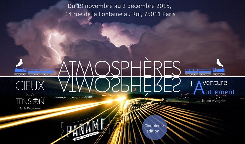 Exposition Atmosphères