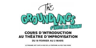 The groundlings s'invite au Paname - Cours d'improvisation