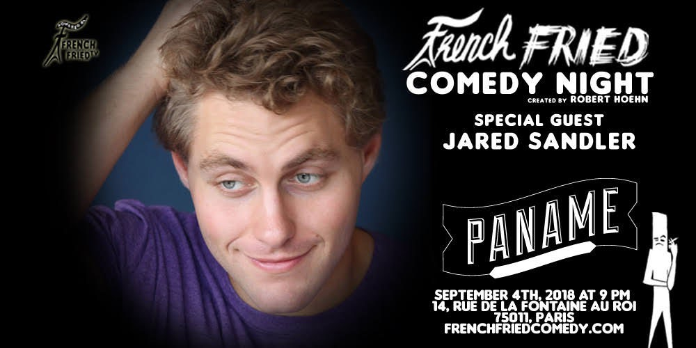 French Fried Comedy Night presents Jared Sandler