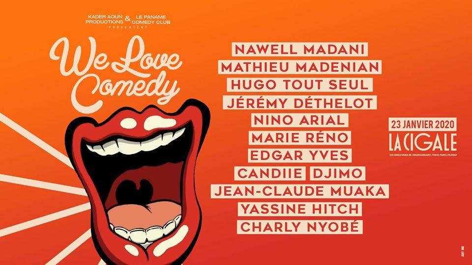 We Love Comedy fait la Cigale #5